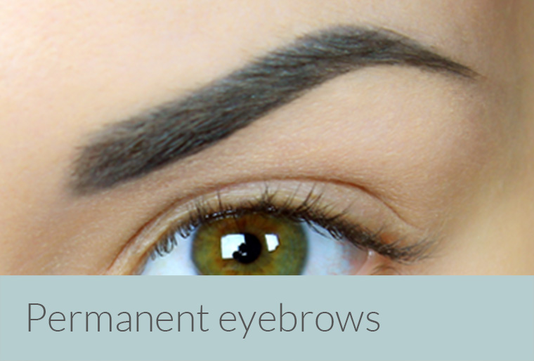 yeovil permanent eyebrows