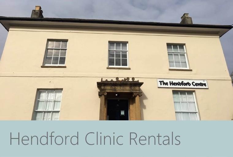 Hendford Clinic Room Rental